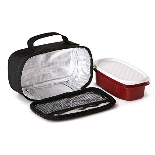 Tatay Urban Food Casual Mini Bolsa Térmica Porta Alimentos, 1.5L de Capacidad, con 1 Tupper...